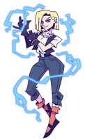 PATRON: Android 18