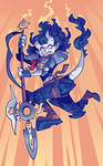 COMMISSION: Tiefling
