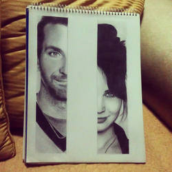 Silver Linings Playbook Poster by 7gnehzed