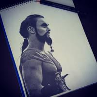Khal Drogo by 7gnehzed
