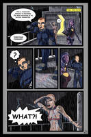 Mass Effect - Pragia Reveal by dAdrianArts