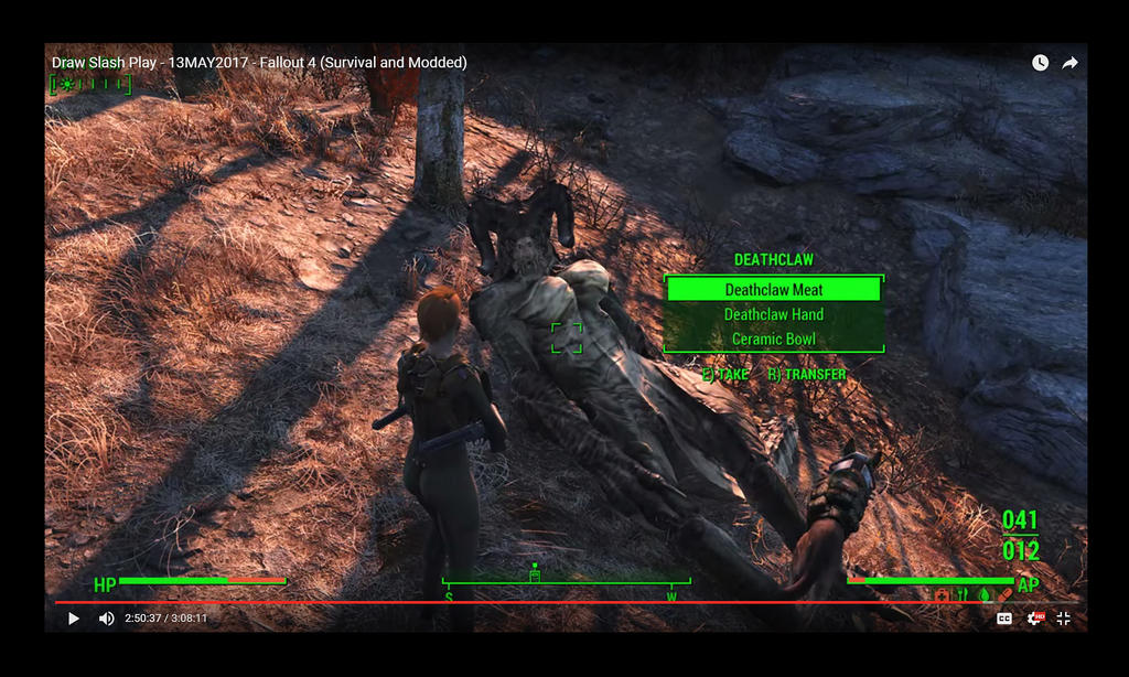 Fallout 4 mod pack 2 Maya and Jessica by user619 on DeviantArt