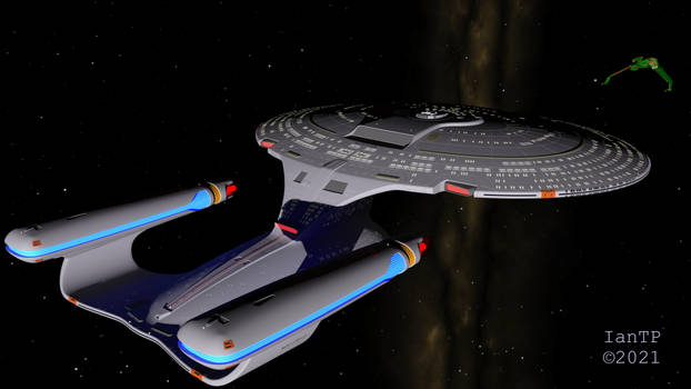 The Emissary STTNG