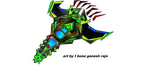 dark turbokat by ganeshraja