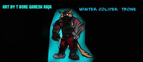 Winter dark t bone by ganeshraja