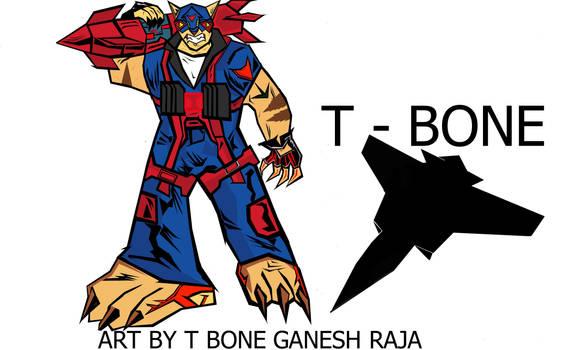T - BONE #SWATKATS by ganeshraja