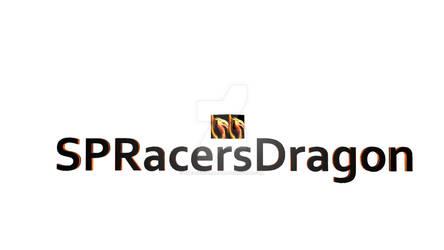 SPRacersDragon logo with Cinema 4D