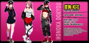 [BNHA OC] - Honoka Dokyou
