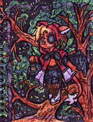 [Trade 2/2] Fang in the tree branches