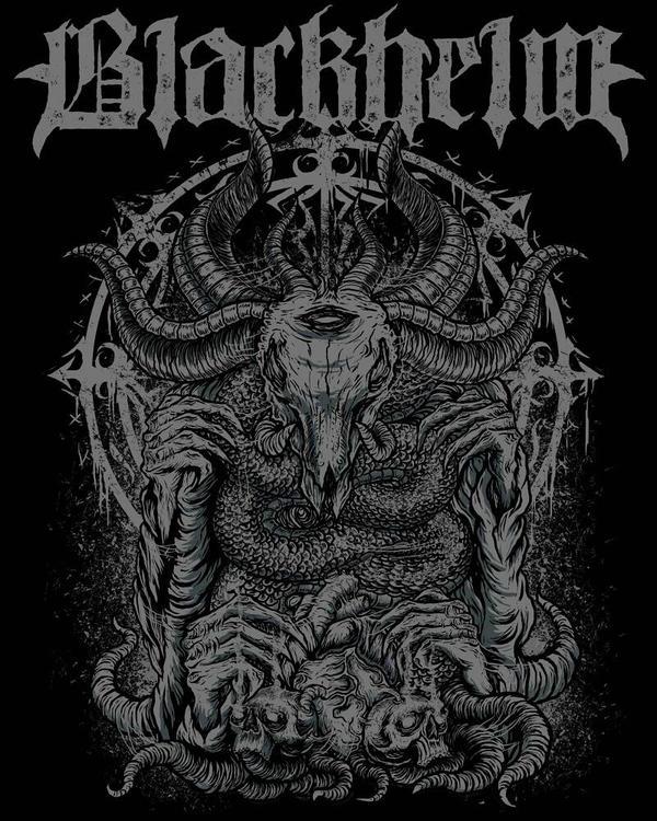 death metal artwork by blackdotx on deviantart