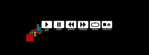 Playbar Facebook Timeline cover. by RickFrost