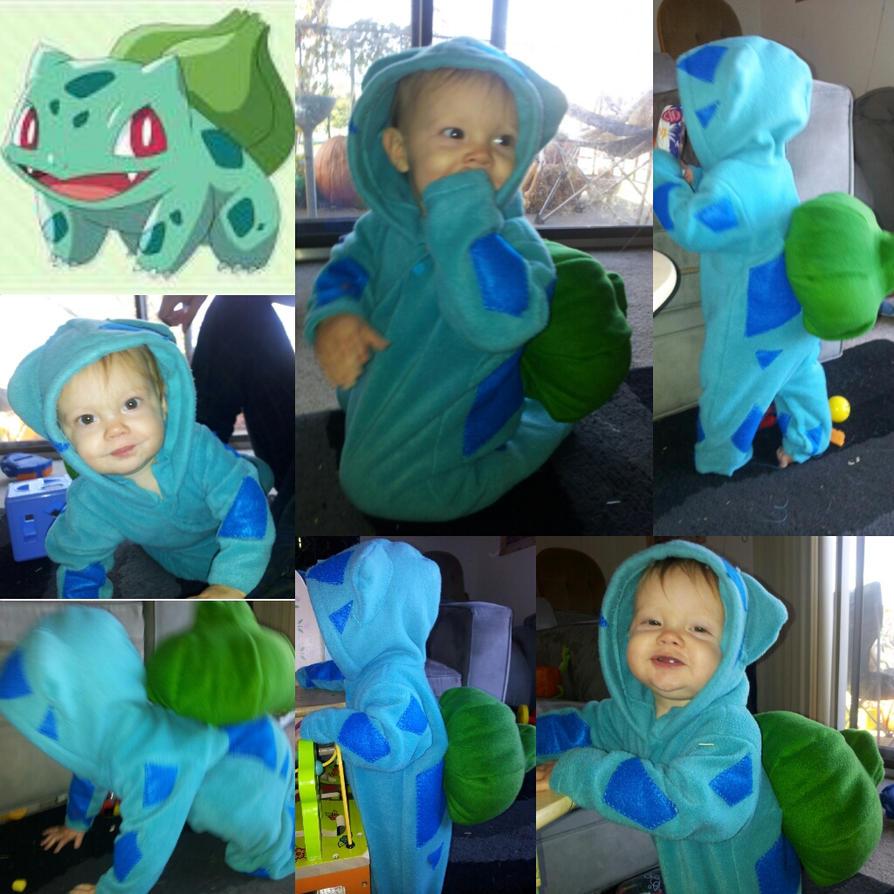 bulbasaur costume by Coall ...  sc 1 st  DeviantArt & bulbasaur costume by Coall on DeviantArt