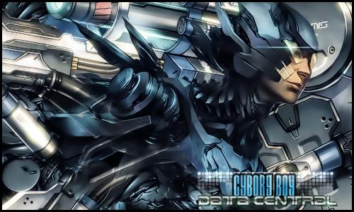 Cyborg Boy by VegetaGirl0907