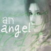 Aerith an angel icon by SunshineRachael