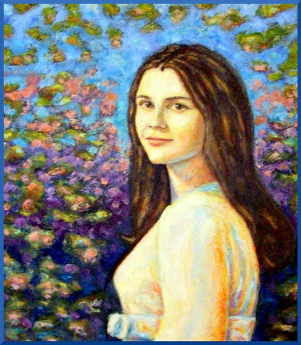 My Last Renoir, Detail