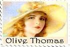Olive Thomas Stamp 1