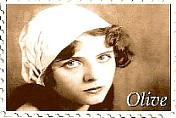 Olive Thomas Stamp 2