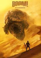 Dune by distritopapillon