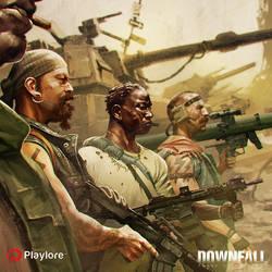 Downfall Enlist by Rael