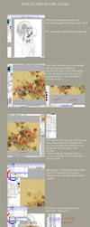 texturing on SAI. by megatruh