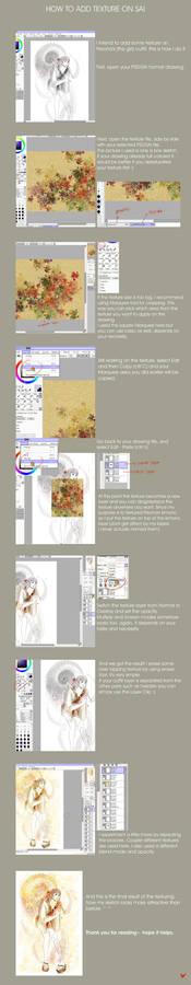 texturing on SAI.
