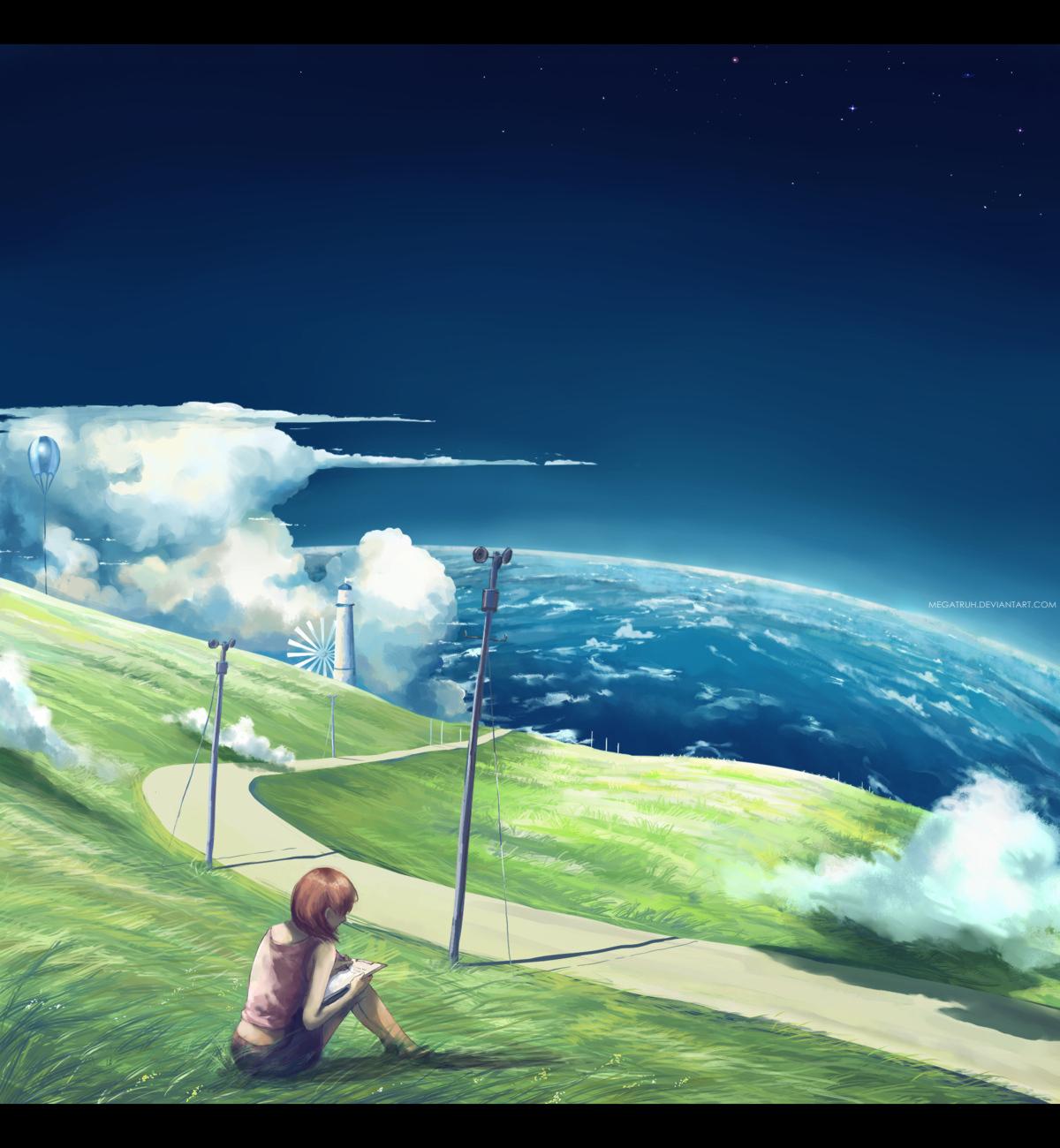 weatheria . by megatruh