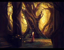 Halls of Thranduil .