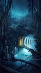 the elvenking's gate .