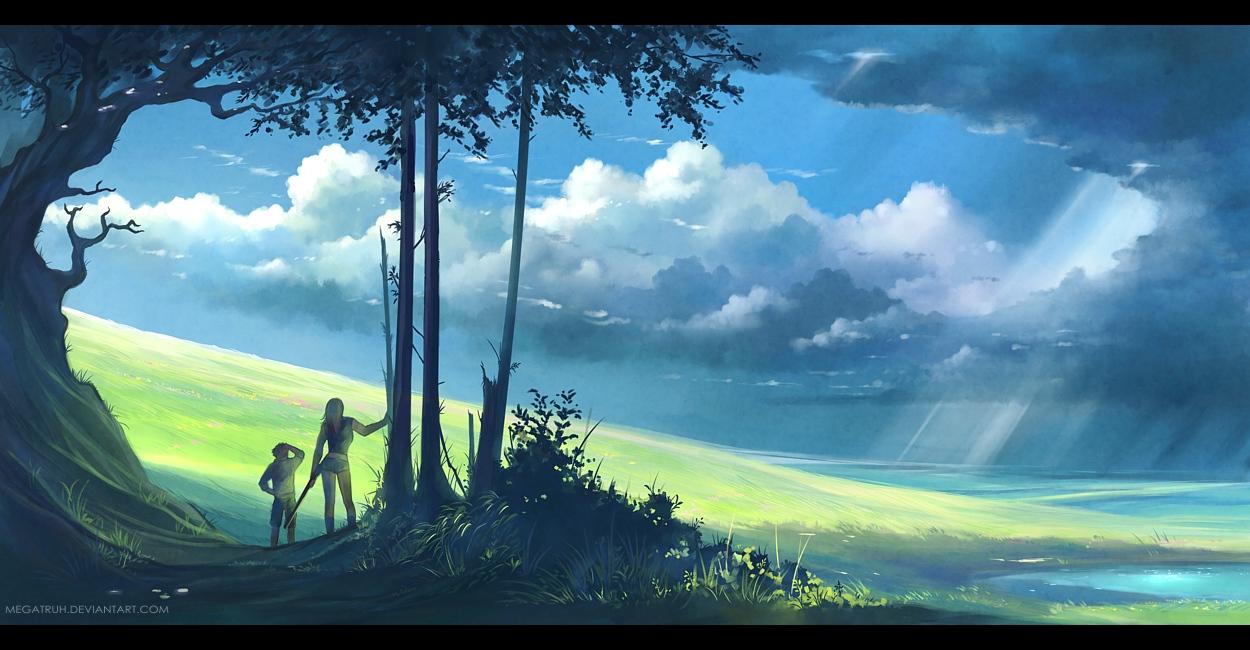 Forbidden Horizons by megatruh