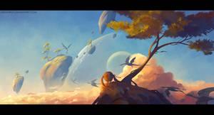 dragon flight.