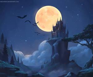 the castle by megatruh