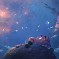 A great story begins in wonder