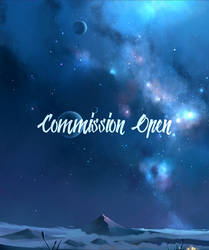 commission : open