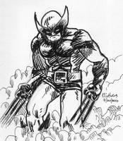 Wolverine by redtoday