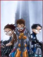 Half-Life 2 by redtoday