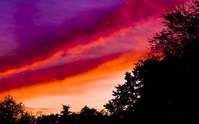Sky by malvie