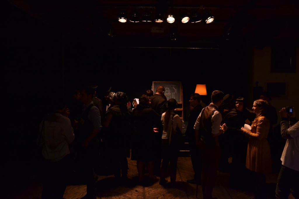 Mord im Orient Express by FabriktheaterMoabit