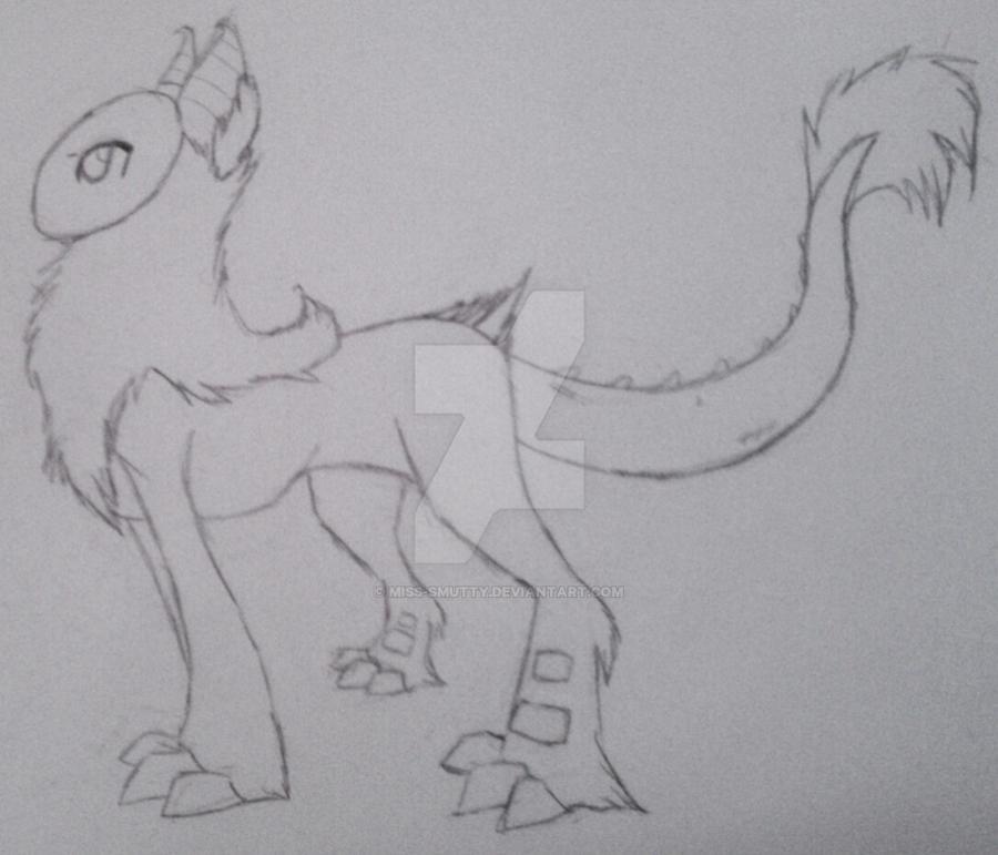 .: Original Species Ref. :. by Miss-Smutty