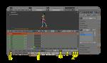 Multiple animations in the same file (Blender Tut)