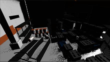 Shadow test - Storehouse #1 by eelstork