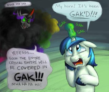 GAK ATTACK by GirGrunny