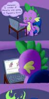 A Spike and Pony Show