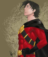 Tim Drake by asgaardian