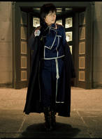 Fullmetal Alchemist - Colonel of Amestris