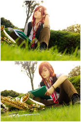 Uta no Prince-sama - Composition by cambiocosplays