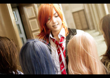 Uta no Prince-sama - Attraction by cambiocosplays