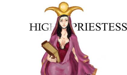 The High Priestess(Hi-Res)