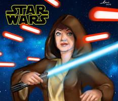Sandra the Jedi
