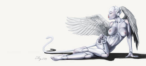 Sky Doll Noa by yerduf