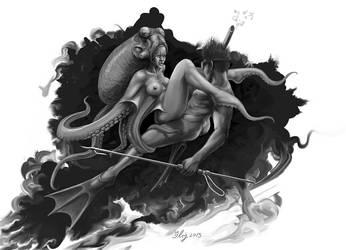 FaunaSutra - The Octopuss by yerduf